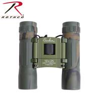 Rothco Camo Compact 10 X 25mm Binoculars
