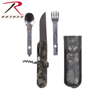 Rothco ACU Digital Foreign Legion 5 In 1 Chow Set