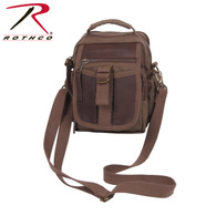 Rothco Canvas & Leather Travel Shoulder Bag