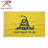 Rothco Deluxe Don't Tread On Me Flag