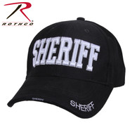 Rothco Sheriff Deluxe Low Profile Cap