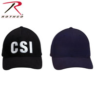 Rothco CSI Supreme Low Profile Insignia Cap