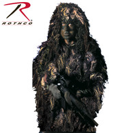 Bushrag The Complete Ghillie Suit Kit