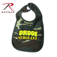 Rothco Drool Sergeant Infant Bib
