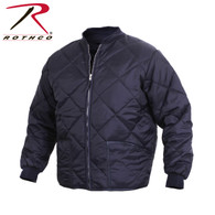Rothco Diamond Nylon Quilted Flight Jacket