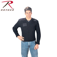 Rothco G.I. Type Wool V-Neck Sweater