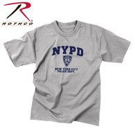 Officially Licensed NYPD Physical Training T-Shirt