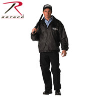 Rothco Security Reversible Nylon Polar Fleece Jacket