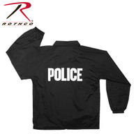 Rothco Lined Coaches Police Jacket