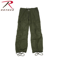 Rothco Women's Vintage Paratrooper Fatigue Pants