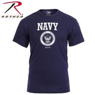 Rothco US Navy Emblem T-Shirt