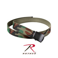 Rothco Camo Reversible Web Belt