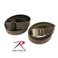 Rothco Reversible Vintage Leather/Poly Web Belt
