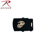 Rothco Web Belt Buckles w/ USMC Emblem