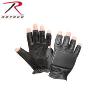 Rothco Tactical Fingerless Rappelling Gloves