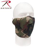 Rothco Reversible Neoprene Half Mask