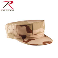 Rothco Marine Corps Poly/Cotton Rip-Stop Cap w/out Emblem