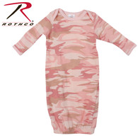 Rothco Infant Long Sleeve Camo One-Piece Sleeper