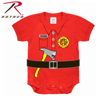 Rothco Infant Fireman One-piece