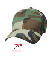 Rothco Kid's Camo Low Profile Cap