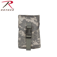 Rothco MOLLE II100 Round Saw Pouch