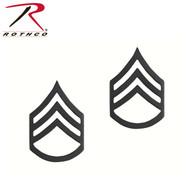 Rothco Staff Sergeant Polished Insignia