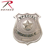 Rothco Special Police Badge
