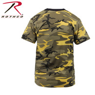 Rothco Colored Camo T-Shirts