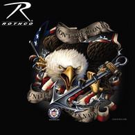 Black Ink U.S. Navy Eagle T-Shirt