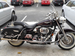STOCK # 4249 HARLEY-DAVIDSON ROAD KING