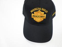 Brooklyn HARLEY BASEBALL CAP