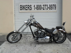 #3780 2008 CUSTOM BUILT SOFTAIL