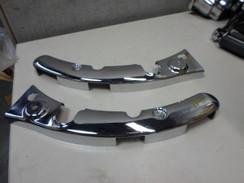 Genuine Harley 2009 to 2013 FLHT Touring Model  Fender Strut Covers Pair