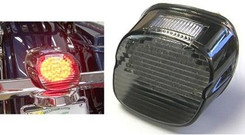 Motorcycle LED Tail lights - Harley Davidson Laydown Sixty LED Taillight