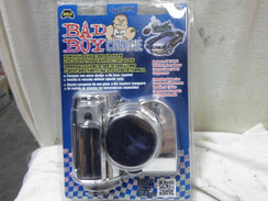 WOLO BAD BOY Dual Tone Air Horn Chrome Bike Car HARLEY DAVIDSON 519
