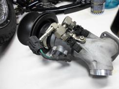 Buell Harley Davidson XB9 XB9R Fuel Injection Throttle Body System