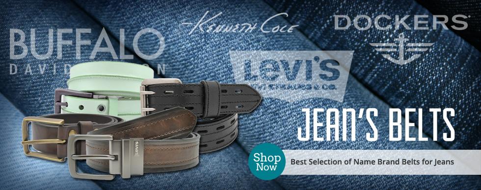 Jeans Belts for Men