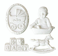 CX885 - Rock a Bye Baby Applique