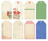 GN602 - Countdown to Christmas Tag Collection
