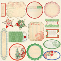 GN600 - Countdown to Christmas Die Cuts