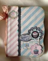 GNJA005 Sweet Life Mini Album Kit