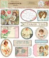 GN607 - Classic Elegance Sticker Sheet