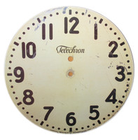 CIH060-10 - Modern Clock Face - 10""