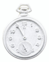 CX873 - Pocket Watch Resin