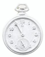 CX873 - Pocket Watch Resin