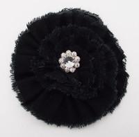 PS002 - Black Flower