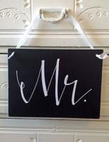 HM013 - Mr. Sign