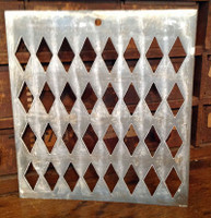 CIH197 - Metal Stencil Diamond