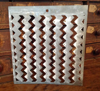 CIH198 - Metal Stencil Chevron