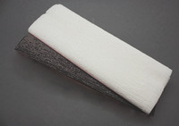 GN620 - Black and White Crepe Paper